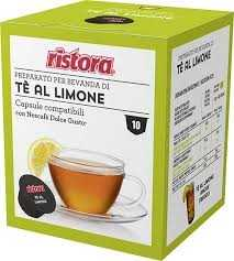 Ristora 40 capsule Tè al Limone