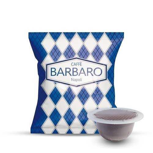 100 CAPSULE CAFFE' BARBARO...