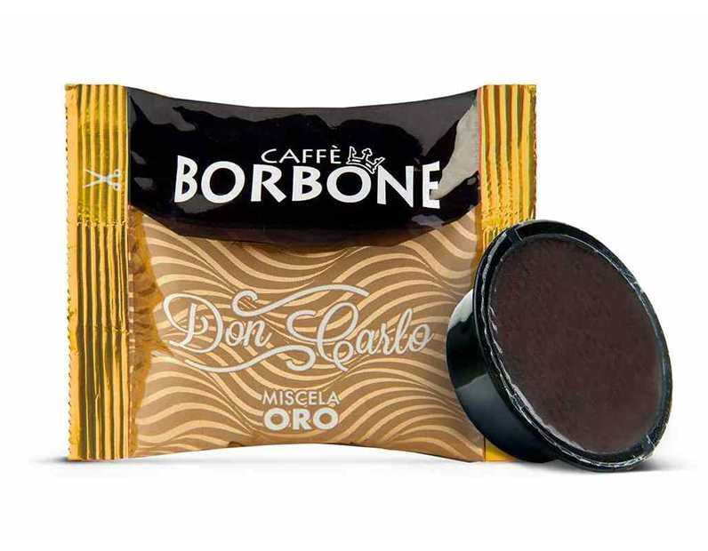 100 CAPSULE CAFFE' BORBONE...