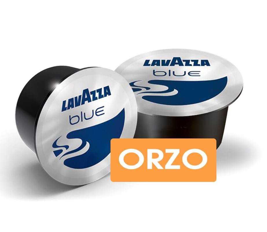 50 CAPSULE LAVAZZA BLUE...
