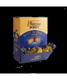 Bon Borsci - Espositore da 50 praline al cioccolato con crema al SanMarzano