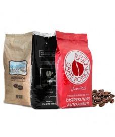 2 kg caffè in grani