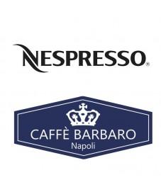 40 capsule Barbaro Napoli TISANA ZENZERO E LIMONE compatibili Nespresso