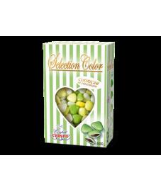 Selection color cuoricini mignon Verdi